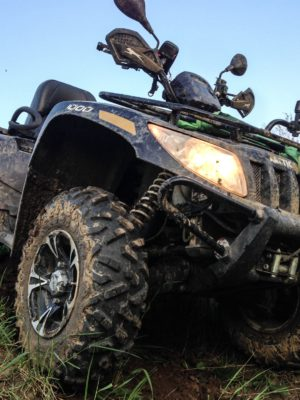 Quad-ATV